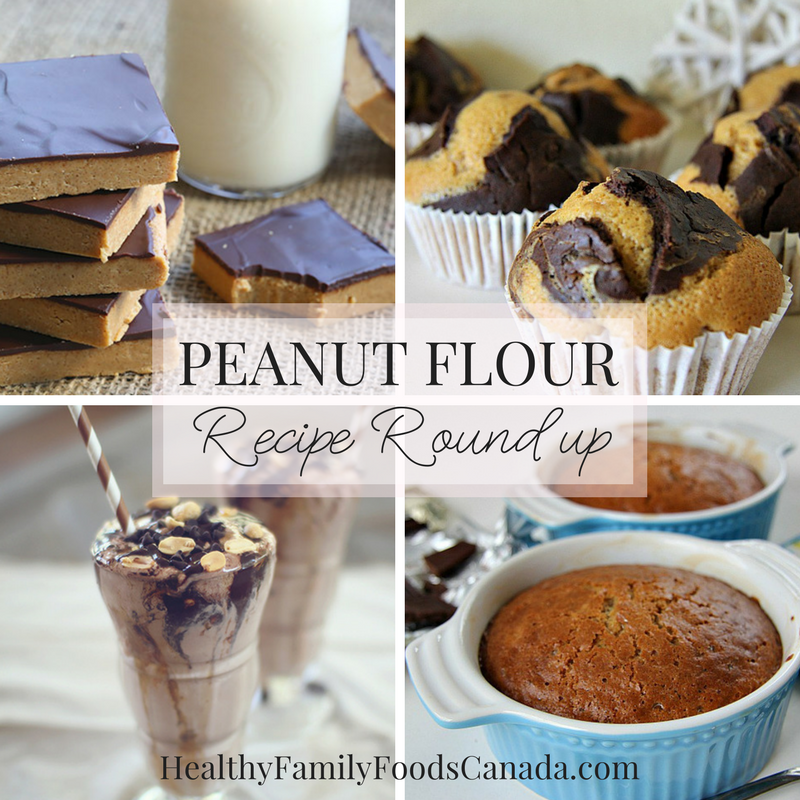 peanut flour, baking with peanut flour, recipes with peanut flour