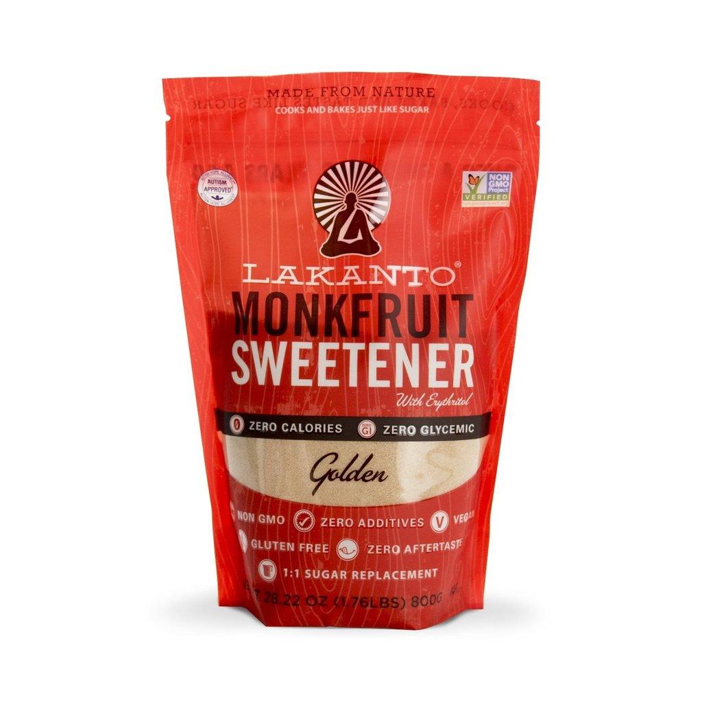 Lakanto LAKANTO® Golden Monk Fruit Sweetener (800g)