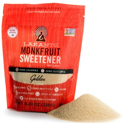 Lakanto LAKANTO® Golden Monk Fruit Sweetener (235g)