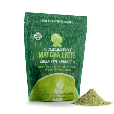 Lakanto LAKANTO® Matcha Latte (10 oz.)