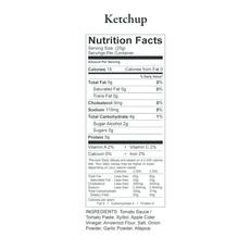 Nature's Hollow Nature's Hollow Sugar-Free Ketchup