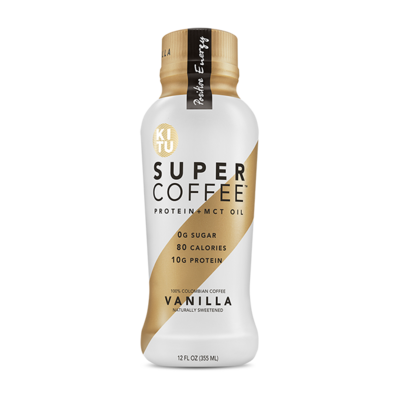 Kitu Super Coffee - Vanilla Bean (340 g)