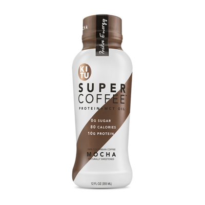 Kitu Super Coffee - Smooth Mocha (340 g)