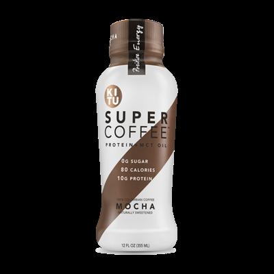 Kitu Super Coffee - Smooth Mocha (340 g)