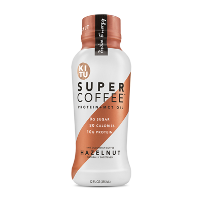 Kitu Super Coffee - Maple Hazelnut (340 g)