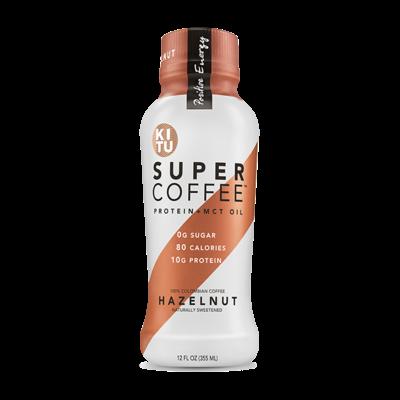 Kitu Super Coffee - Maple Hazelnut (340 g)