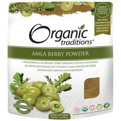 Organic Traditions Organic Traditions Amla Berry Powder (200 g)