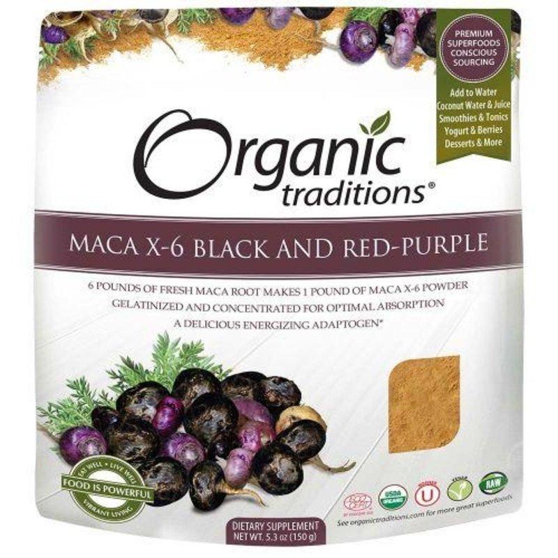 Organic Traditions Organic Maca Powder - 5.3 oz. (150 g)