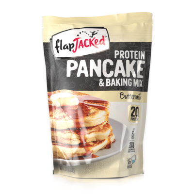 FlapJacked Flapjacked Protein Pancake Mix - Buttermilk (12 oz.)