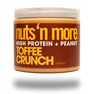 Nuts 'N More Nuts 'N More - Toffee Crunch Peanut Butter Spread