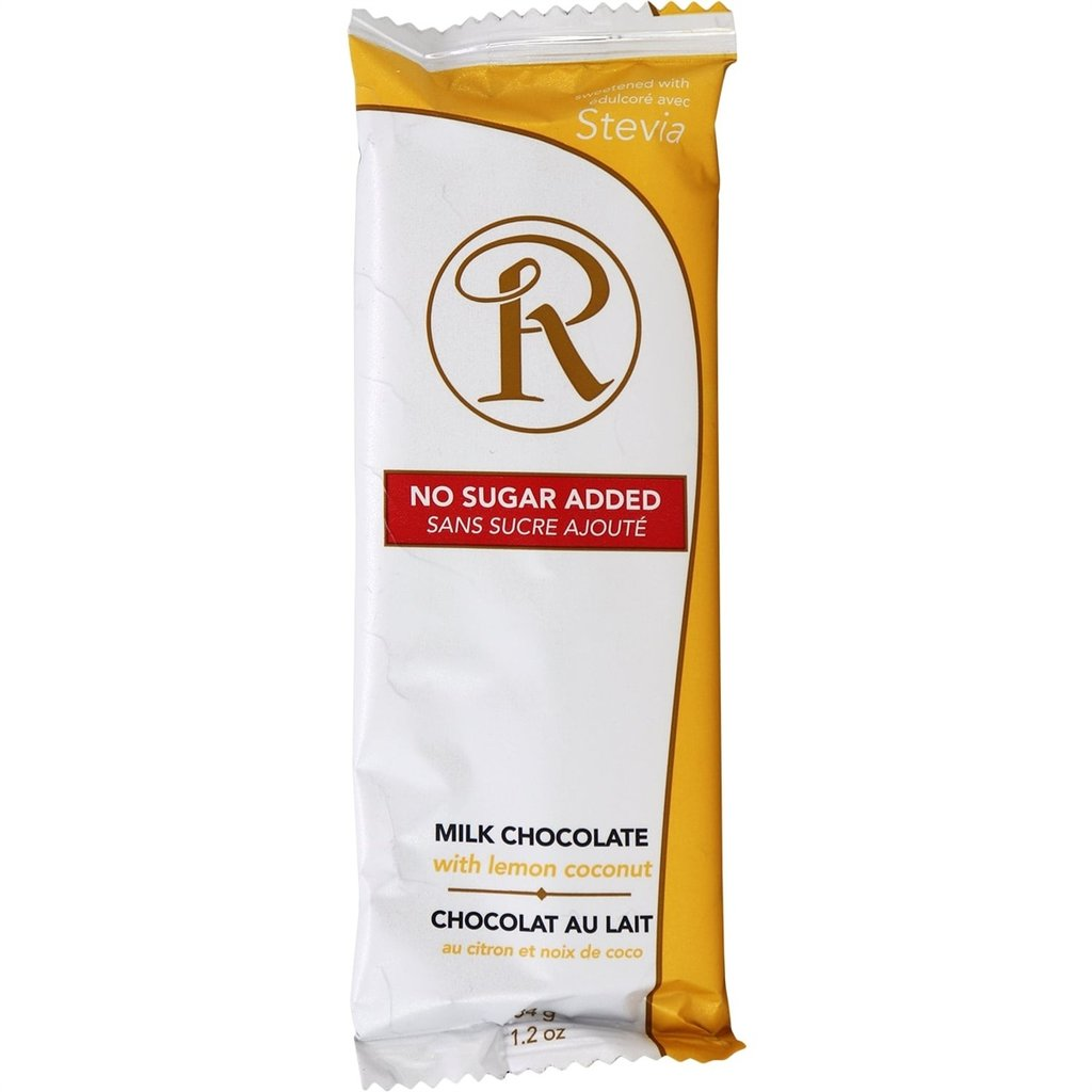 Ross Chocolates Ross Chocolate - Lemon Coconut