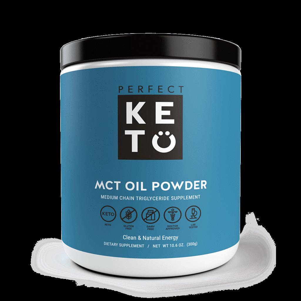 Perfect Keto - MCT Oil Powder (300 g)