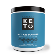Perfect Keto Perfect Keto - MCT Oil Powder (300 g)