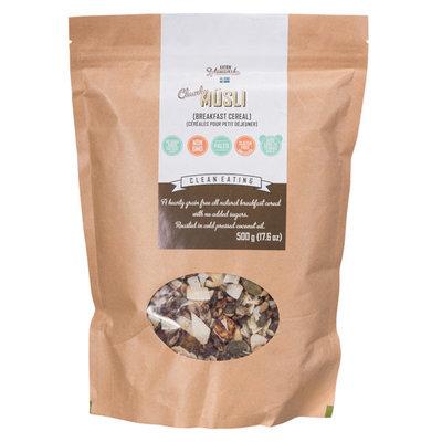 KZ Clean Eating Muesli Breakfast Cereal - 500g