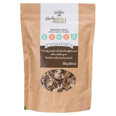 KZ Clean Eating Muesli Breakfast Cereal - 250g