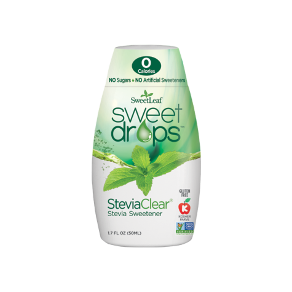 SweetLeaf SweetLeaf Sweet Drops Stevia Clear - 50 ml