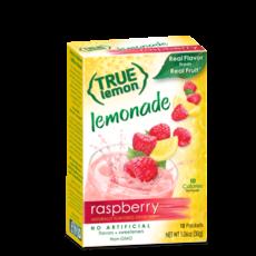 True Citrus True Lemon Drink Mix, Raspberry Lemonade - 10 pk