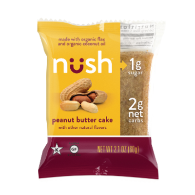 Nush Foods Nush Bar - Peanut Butter