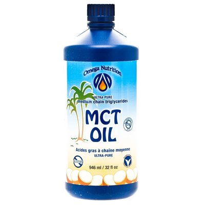 Omega Nutrition Omega Nutrition MCT Oil - 946 ml