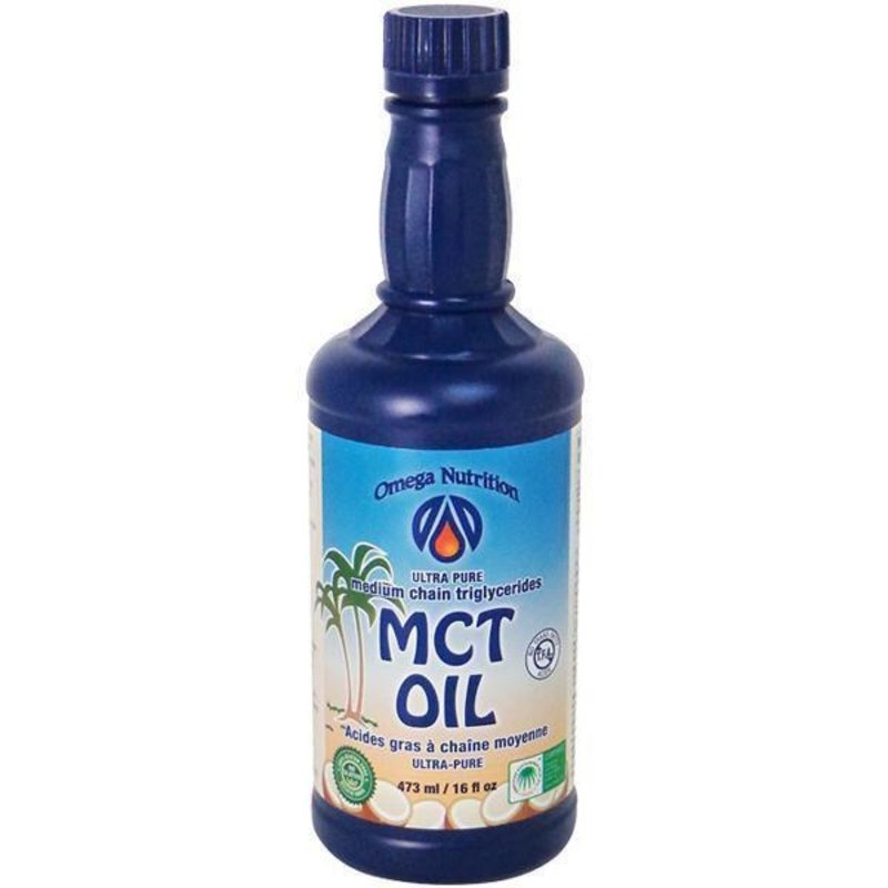 Omega Nutrition Omega Nutrition MCT Oil - 473 ml