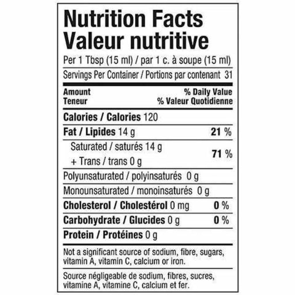 Omega Nutrition Omega Nutrition MCT Oil - 473 ml
