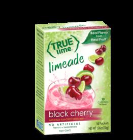 True Citrus True Lime Drink Mix, Black Cherry Limeade - 10 pk