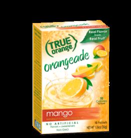 True Citrus True Orange Drink Mix, Mango Orange - 10 pk