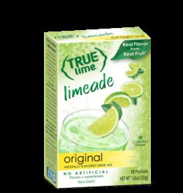 True Citrus True Lime Drink Mix, Limeade - 10 pk