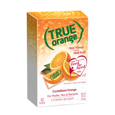 True Citrus True Orange - 32 packets