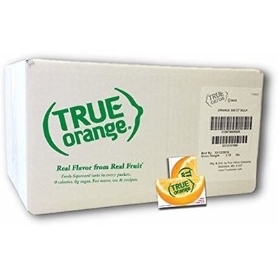 True Citrus True Orange - 500 Packets
