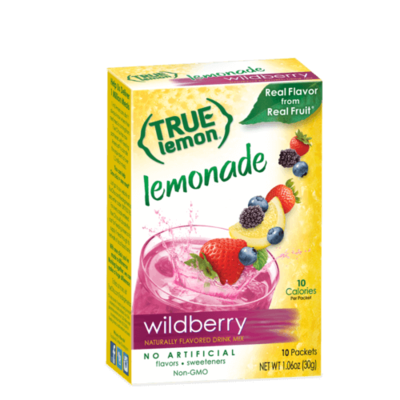 True Citrus True Wildberry Lemonade - 10 Packets