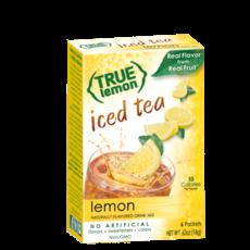 True Citrus True Lemon Iced Tea (6-count)