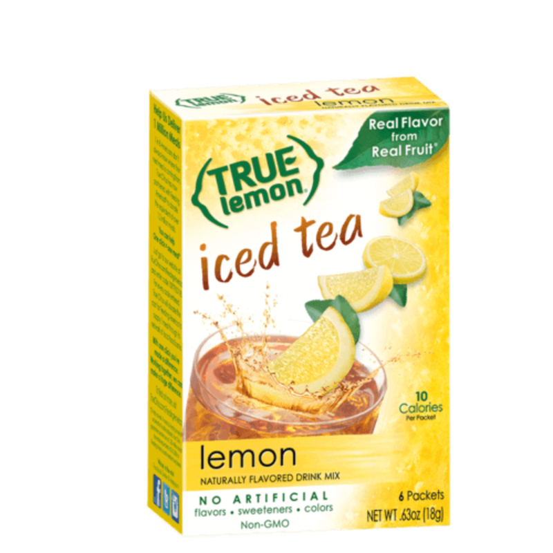 True Citrus True Lemon Iced Tea (6-count)