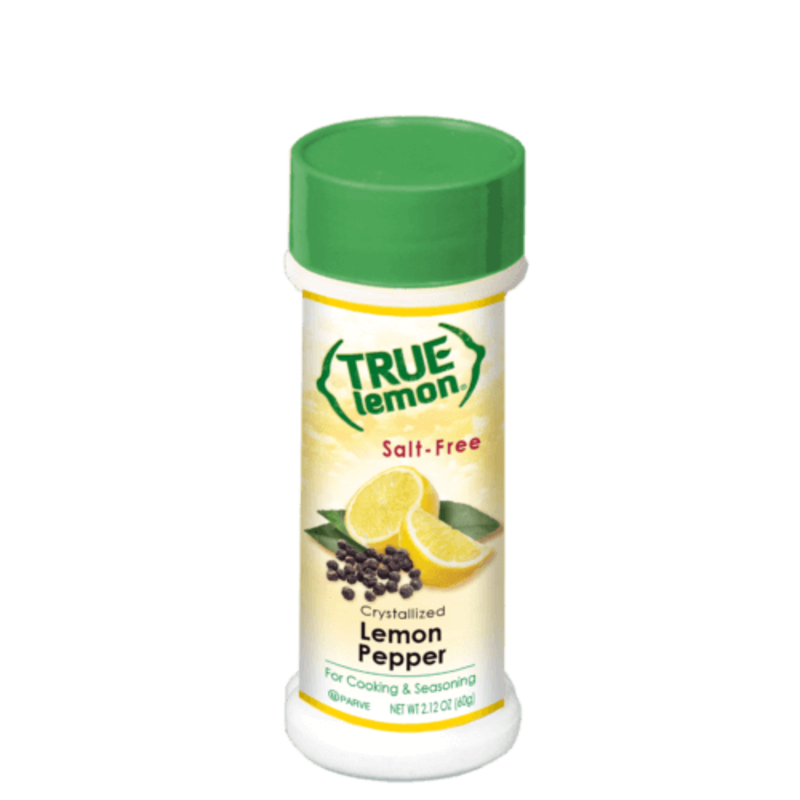 True Citrus True Lemon Pepper Shaker (60 g)