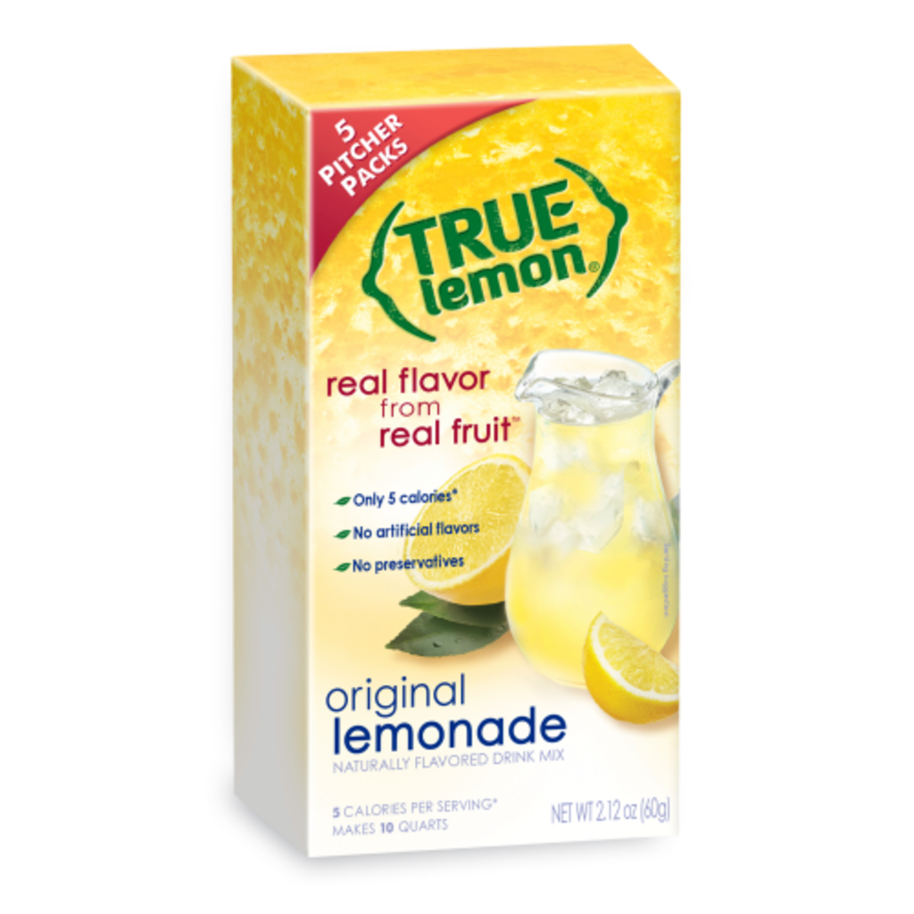 True Citrus Original Lemonade - 2-Qt. Pitcher Size