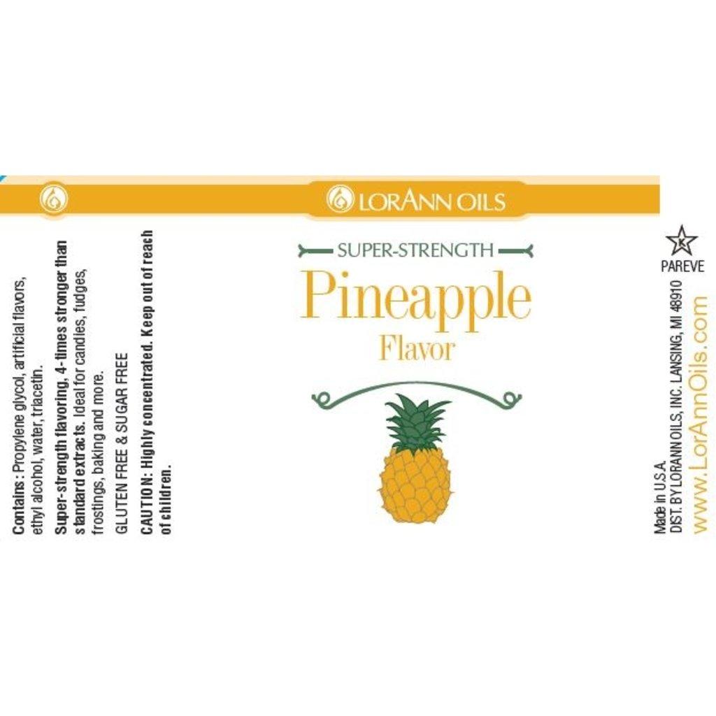 LorAnn LorAnn Gourmet Flavourings - Pineapple