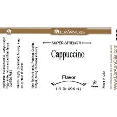 LorAnn LorAnn Gourmet Flavourings - Cappuccino