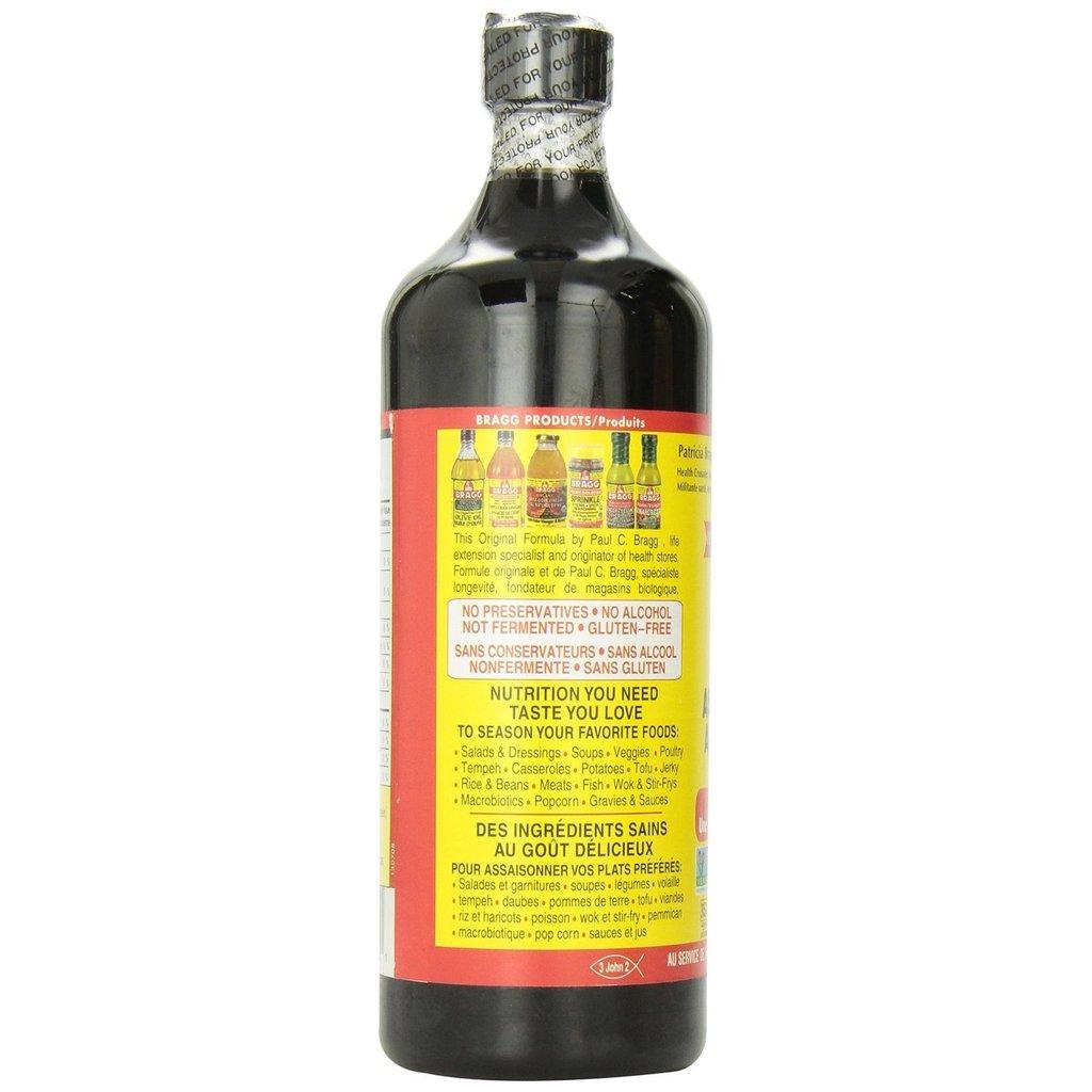 Bragg Bragg Liquid Aminos (Soy Seasoning) - 946 ml