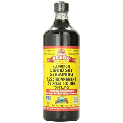 Bragg Bragg Liquid Aminos (Soy Seasoning) - 946 ml