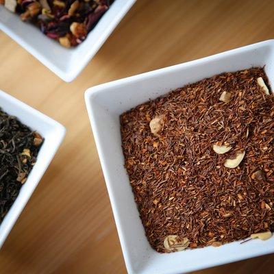 Something's Steeping Amaretto Loose Leaf Tea - 80 grams