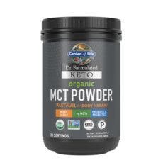 Garden of Life Keto Organic MCT Oil Powder