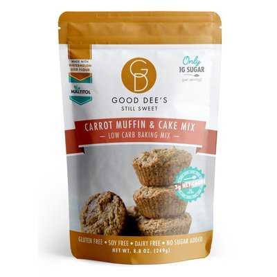 Good Dee's Good Dee's Carrot Muffin & Cake Mix
