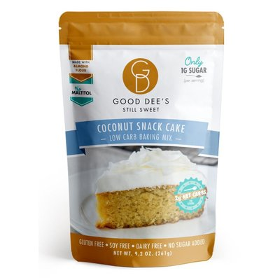 Good Dee's Good Dee's Coconut Snack Cake Mix