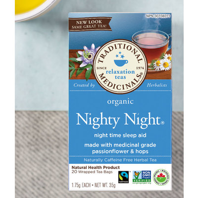Traditional Medicinals Traditional Medicinals Tea - Nighty Night Tea (20 bags)