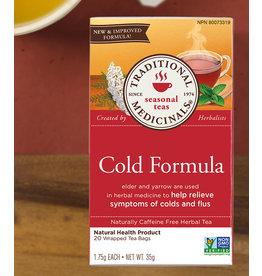 Traditional Medicinals Traditional Medicinals Tea - Cold Formula Tea (20 bags)