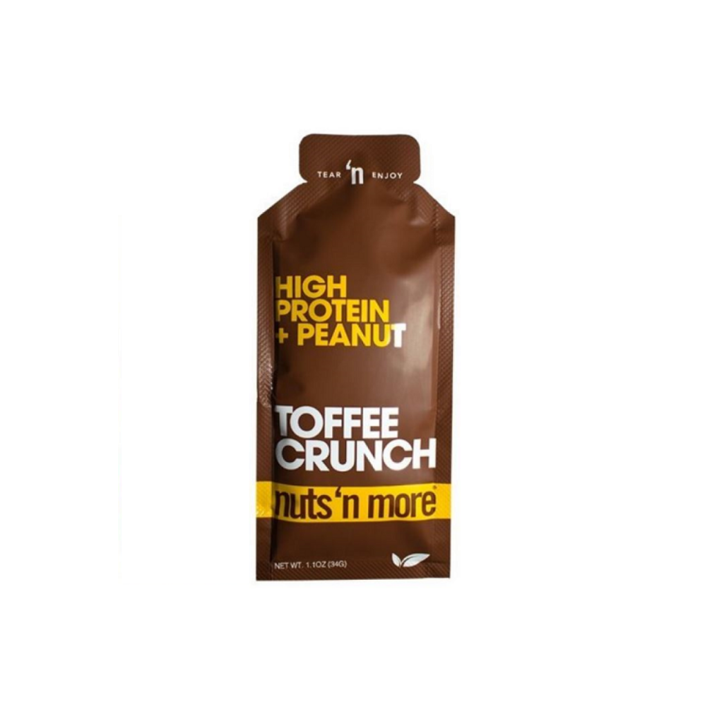 Nuts 'N More Nuts 'N More - SINGLE SERVE Toffee Crunch Peanut Butter Spread