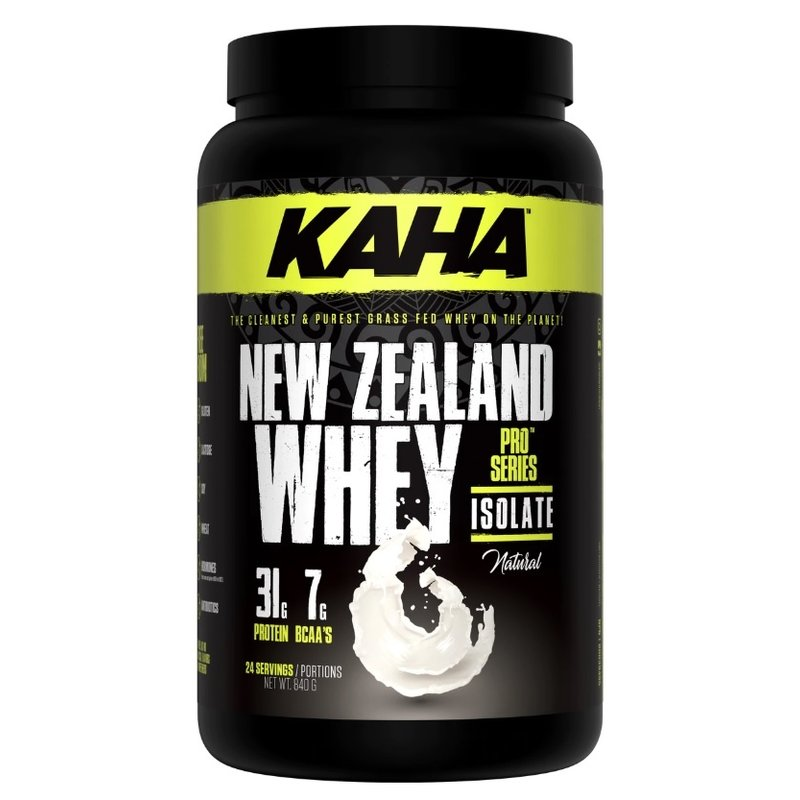 Perfect Sports Kaha NZ Whey Isolate, Unflavoured - 840 grams