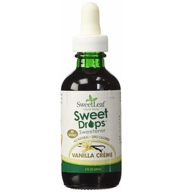 SweetLeaf Sweet Leaf Stevia - Vanilla Creme (60 ml)