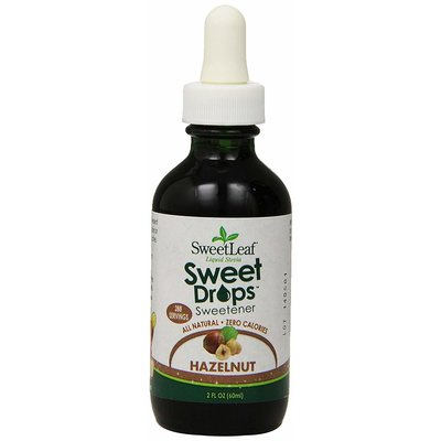 SweetLeaf Sweet Leaf Stevia - Hazelnut (60 ml)