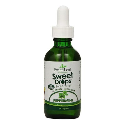 SweetLeaf Sweet Leaf Stevia - Peppermint (60 ml)